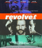 REVOLVER - Blu-Ray Movie