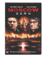MOSCOW ZERO - DVD Movie