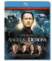 ANGELS & DEMONS - Blu-Ray Movie