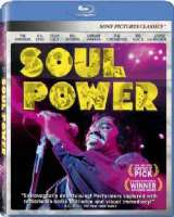SOUL POWER - Blu-Ray Movie