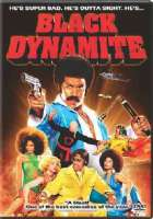 BLACK DYNAMITE - DVD Movie