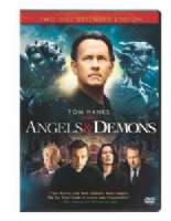 ANGELS & DEMONS (EXTENDED EDITION) - DVD Movie