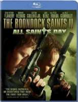 BOONDOCK SAINTS II:ALL SAINTS DAY - Blu-Ray Movie