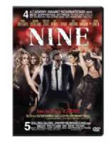 NINE - DVD Movie