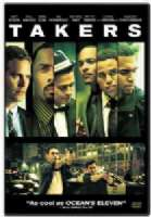 TAKERS - DVD Movie