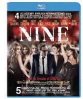 NINE - Blu-Ray Movie