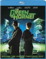 GREEN HORNET - Blu-Ray Movie