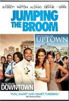 JUMPING THE BROOM - DVD Movie