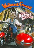 WALLACE & GROMIT:THREE AMAZING ADVENT - DVD Movie