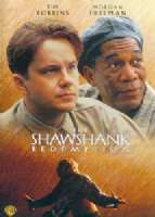 SHAWSHANK REDEMPTION - DVD Movie