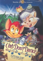 CATS DON'T DANCE - DVD Movie