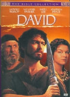 BIBLE COLLECTION:DAVID - DVD Movie