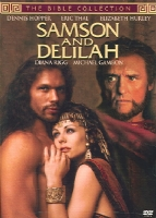 BIBLE COLLECTION:SAMSON AND DELILAH - DVD Movie