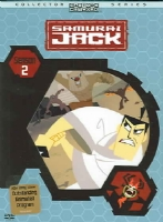 SAMURAI JACK:SEASON 2 - DVD Movie