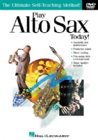 PLAY ALTO SAX TODAY - DVD Movie