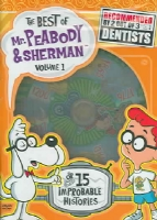 BEST OF MR. PEABODY & SHERMAN VOL 1 - DVD Movie