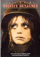PRIVATE BENJAMIN - DVD Movie