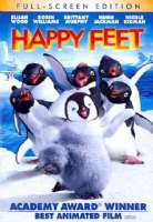 HAPPY FEET - DVD Movie