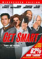 GET SMART - DVD Movie