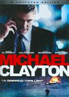 MICHAEL CLAYTON - DVD Movie