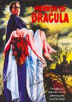 HORROR OF DRACULA - DVD Movie