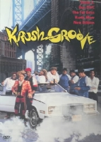 KRUSH GROOVE - DVD Movie