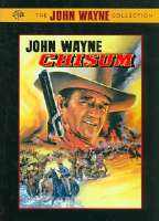 CHISUM - DVD Movie