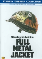 FULL METAL JACKET - DVD Movie