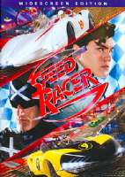 SPEED RACER - DVD Movie