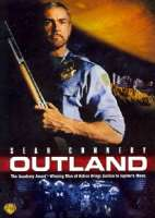 OUTLAND - DVD Movie