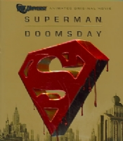 SUPERMAN DOOMSDAY (SPECIAL EDITION) - Blu-Ray Movi
