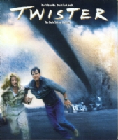TWISTER - Blu-Ray Movie