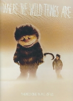 WHERE THE WILD THINGS ARE - DVD Movie