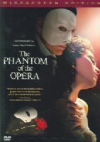 PHANTOM OF THE OPERA - DVD Movie