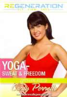 YOGA:SWEAT & FREEDOM WITH PILATES - DVD Movie