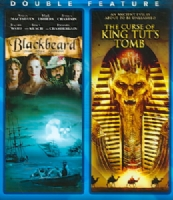 BLACKBEARD & THE CURSE OF KING TUT'S - Blu-Ray Mov