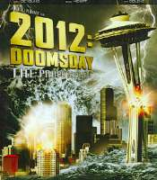 2012:DOOMSDAY - Blu-Ray Movie