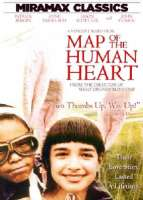 MAP OF THE HUMAN HEART - DVD Movie