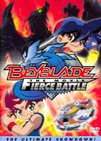 BEYBLADE:FIERCE BATTLE - DVD Movie