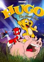 HUGO THE MOVIE STAR - DVD Movie