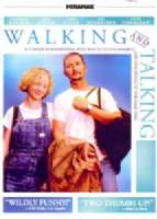WALKING AND TALKING - DVD Movie