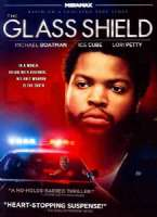 GLASS SHIELD - DVD Movie