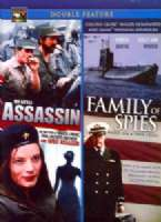 MY LITTLE ASSASSIN/FAMILY OF SPIES - DVD Movie