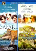HOLLYWOOD SAFARI/SECRET OF THE ANDES - DVD Movie