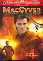 MACGYVER:COMPLETE FOURTH SEASON - DVD Movie