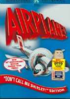 AIRPLANE:DON'T CALL ME SHIRLEY EDITIO - DVD Movie