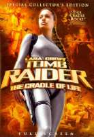 LARA CROFT TOMB RAIDER 2 - DVD Movie