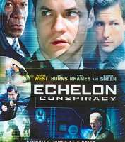 ECHELON CONSPIRACY - Blu-Ray Movie