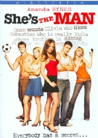 SHE'S THE MAN - DVD Movie