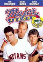 MAJOR LEAGUE WILD THING EDITION - DVD Movie